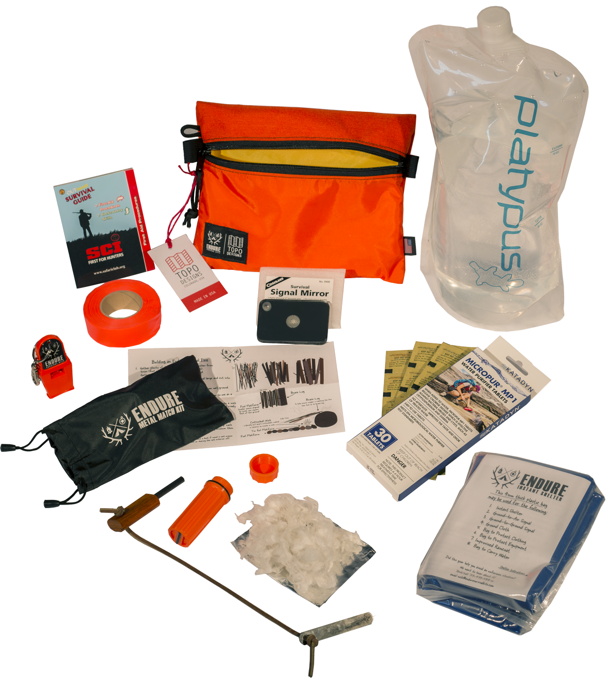 Best Survival Tools for Wilderness survival gear and equipment backcountry survival kit backcountry survival kit