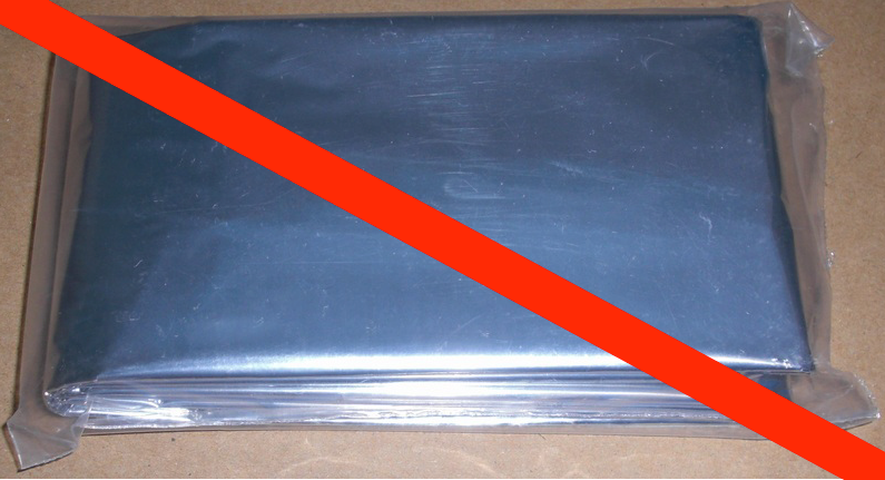 Do not trust a mylar emergency blanket in a survival situation