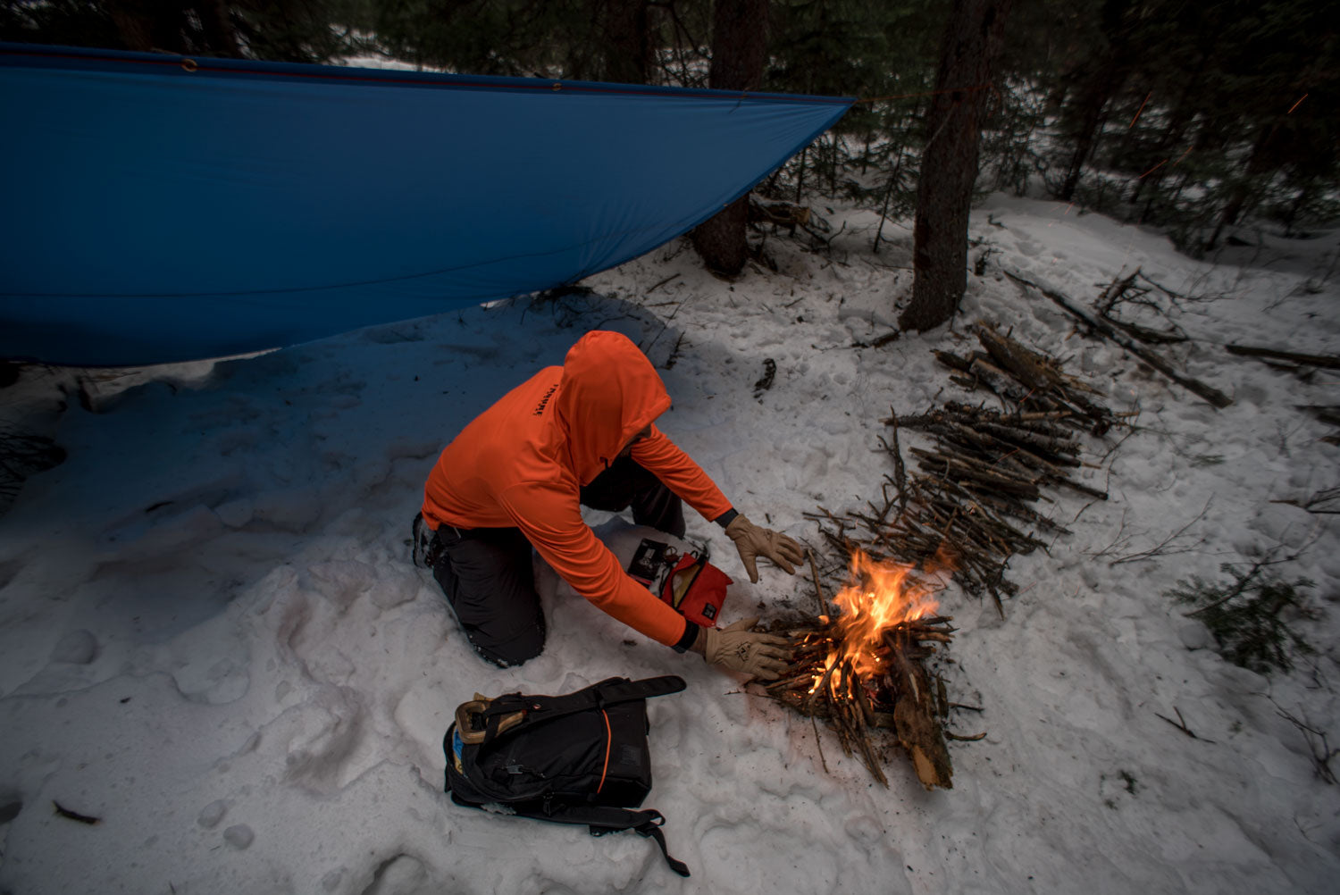How to Build an Endure Survival Fire Starter Kit