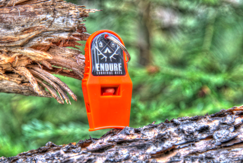 Endure Survival Emergency Whistle