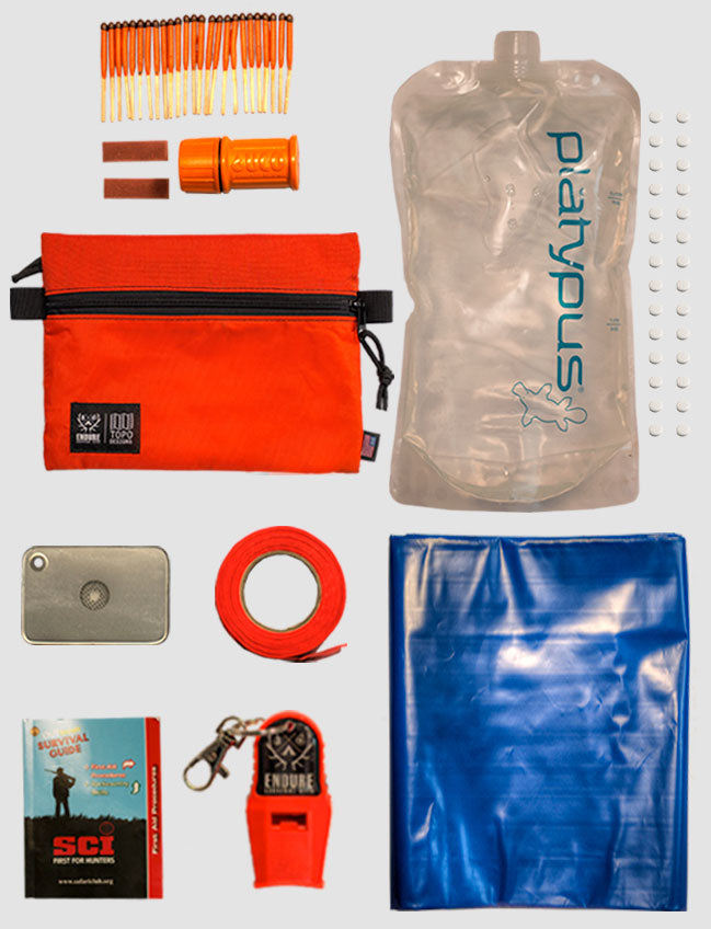 Basic Wilderness Survival Kit