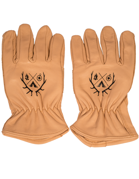 Endure Goatskin Survival Gloves