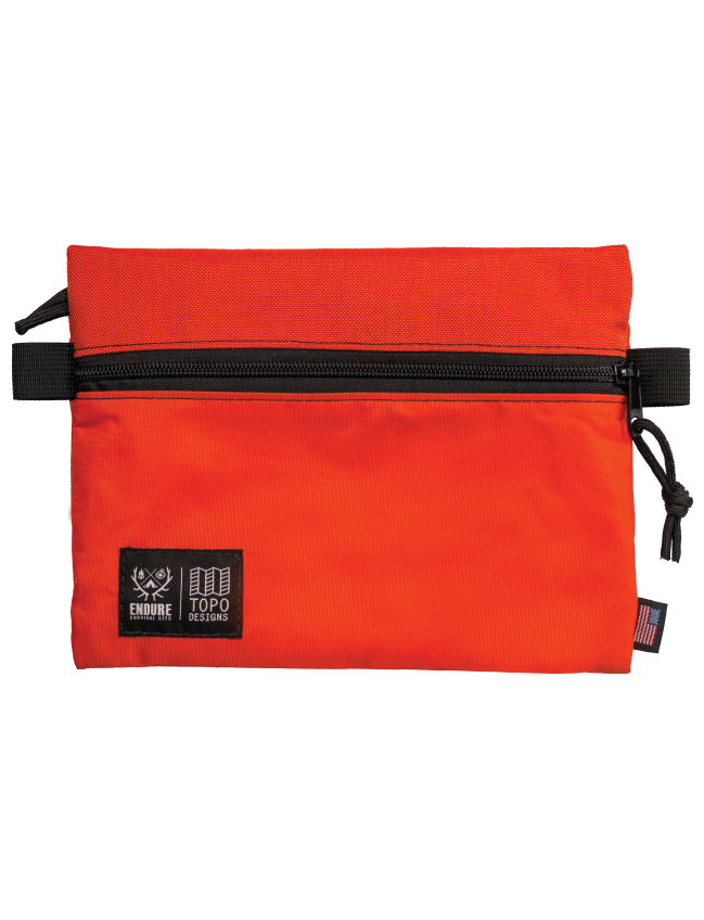 Topo Designs Accessory Bag | Modified Survival Bag