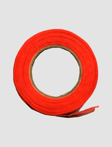 Orange Trail Flagging Tape