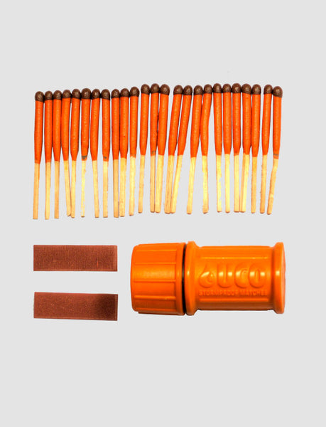 Stormproof Match Kit with 25 Matches