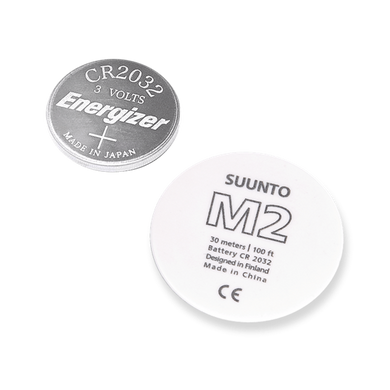 SUUNTO M2 WHITE BATTERY KIT