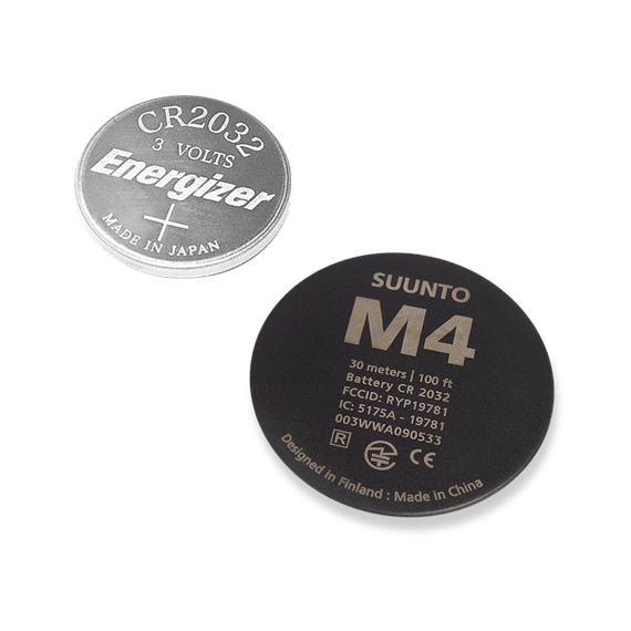 SUUNTO M4 BATTERY KIT