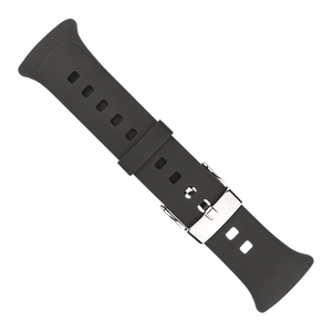 SUUNTO M-SERIES PLAIN BLACK STRAP