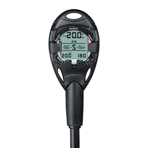 SUUNTO COBRA3 BLACK WITH QUICK RELEASE AND USB