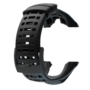 SUUNTO AMBIT3 PEAK BLACK ELASTOMER STRAP