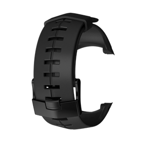 SUUNTO DX BLACK ELASTOMER STRAP