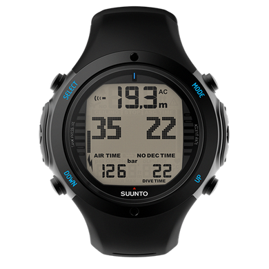 SUUNTO D6I NOVO BLACK WITH USB