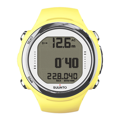 SUUNTO D4I NOVO SUN WITH USB