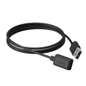SUUNTO BLACK MAGNETIC USB CABLE