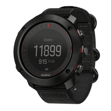 SUUNTO TRAVERSE ALPHA BLACK/RED