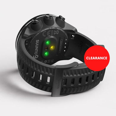 SUUNTO 9 BARO BLACK + HR