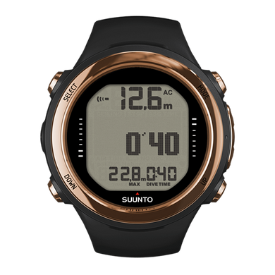 SUUNTO D4I NOVO COPPER