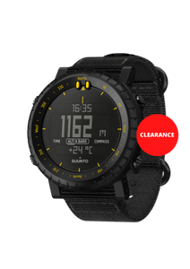 SUUNTO CORE BLACK YELLOW TX