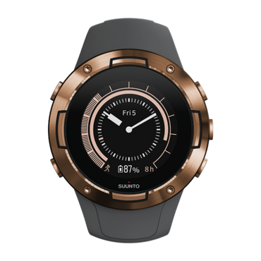 SUUNTO 5 GRAPHITE COPPER*