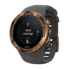Suunto 5 Graphite Copper 49