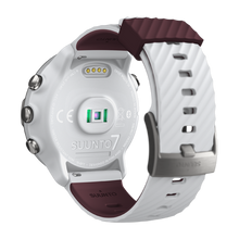 SUUNTO 7 WHITE BURGUNDY