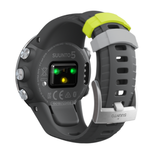 Suunto 5 Graphite Steel 49