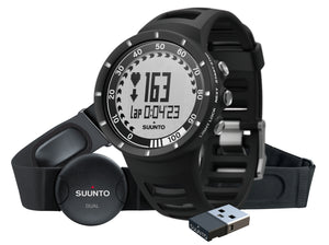 SUUNTO QUEST BLACK + MOVESTICK MINI