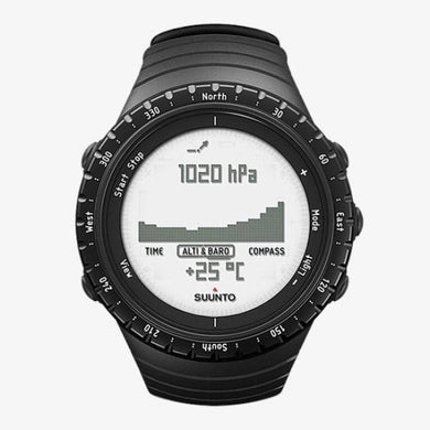 Suunto Core Regular Black 492