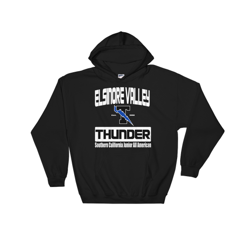 Elsinore Valley Thunder with SCJAAF Black Hoodie