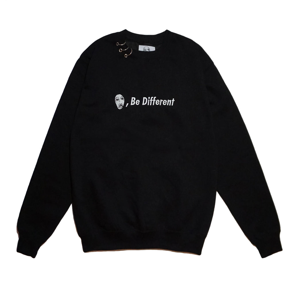 Metal 'Be Different' Sweatshirt