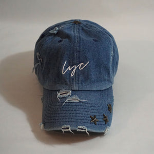 STAR STUDDED CAP