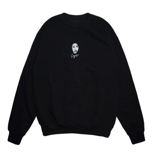 CENTER LOGO SWEATSHIRT
