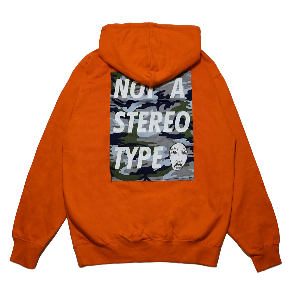 Camo 'Not A Stereotype' Hoodie