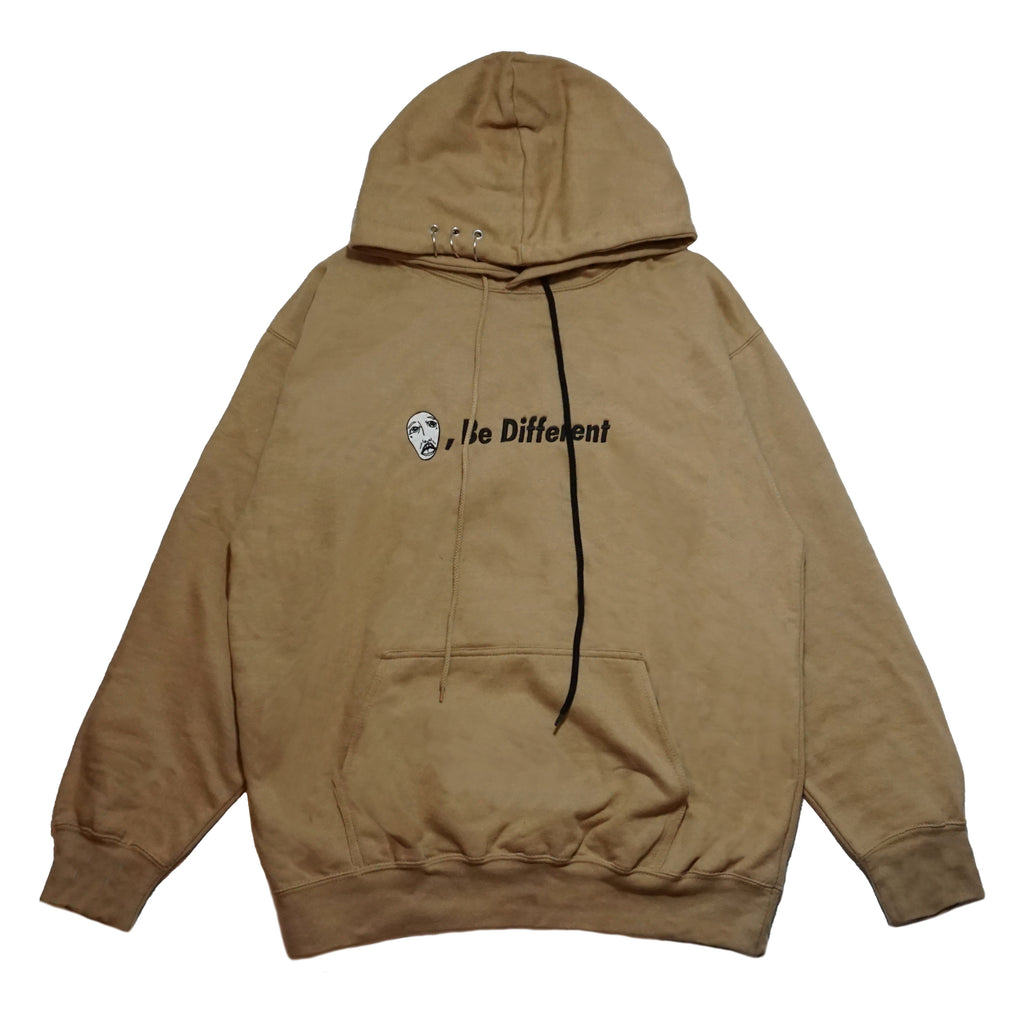 Metal 'Be Different' Hoodie