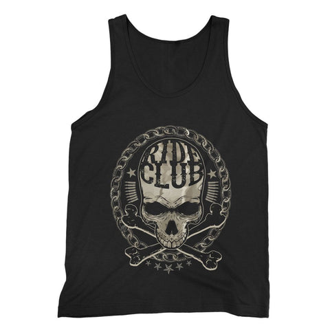 Ride Club Fine Jersey Tank Top