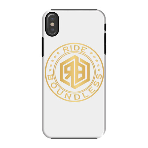 Ride Boundless Gold Phone Case