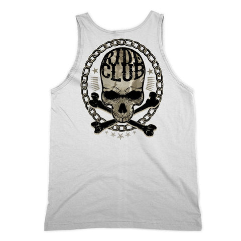 Chain and logo Sublimation Vest