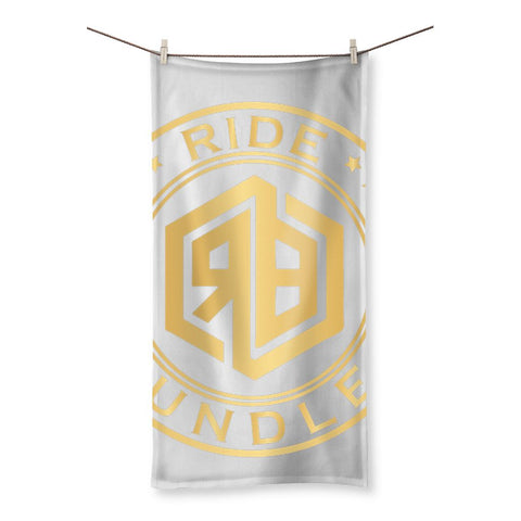 Ride Boundless Gold Beach Towel