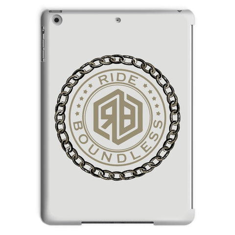 Chain and logo Tablet Case