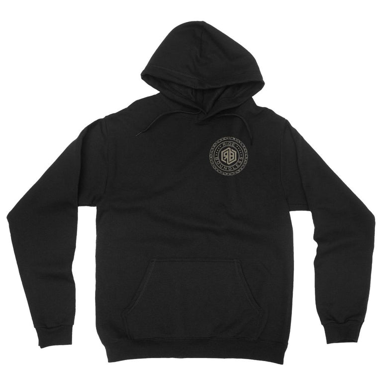 Chain and logo California Fleece Pullover Hoodie