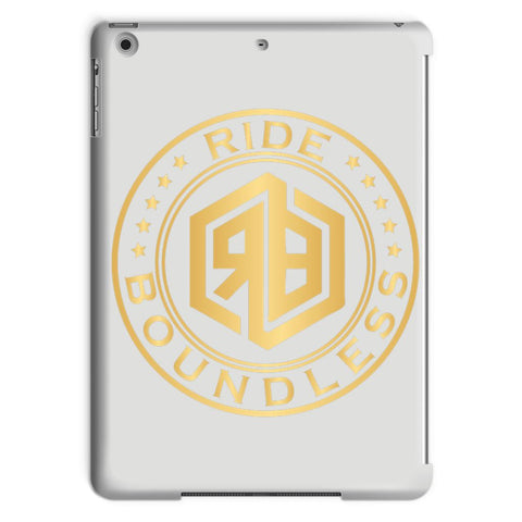 Ride Boundless Gold Tablet Case