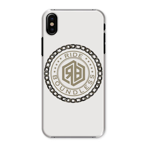 Chain and logo Phone Case