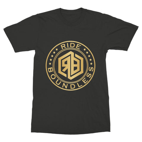 Ride Boundless Gold T-Shirt