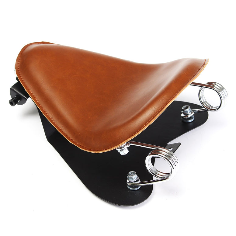 Solo Spring Seat (Brown)