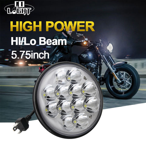 Led Headlamp (5.75'' 36w 2448lm)