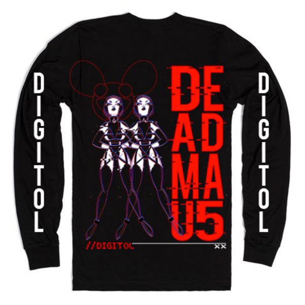 deadmau5 - Digitol Long Sleeve