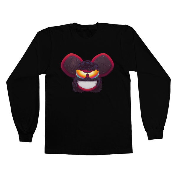 deadmau5 x Dr. DisRespect Long Sleeve