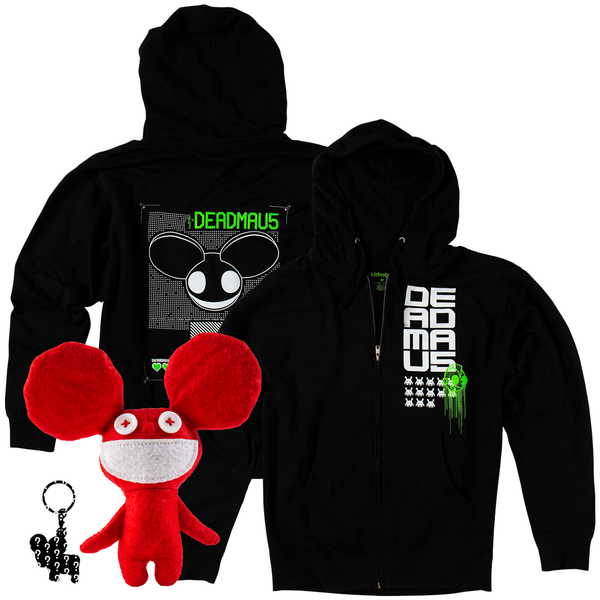 deadmau5 x Kid Robot Cyber Bundle #2