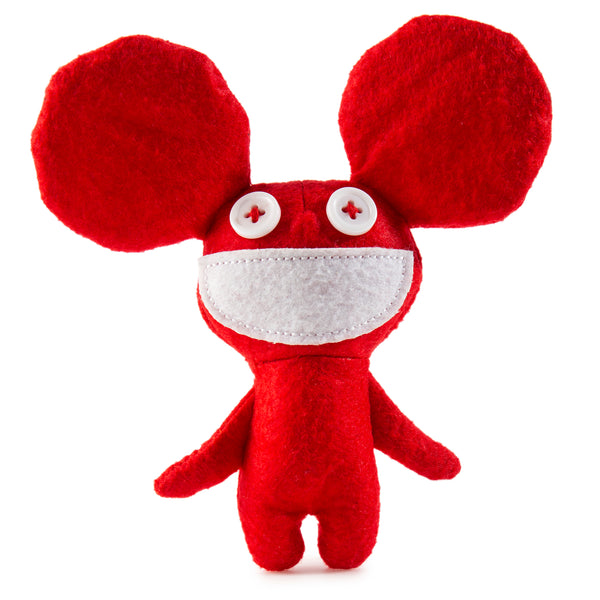 deadmau5 x Kid Robot Plush Toy