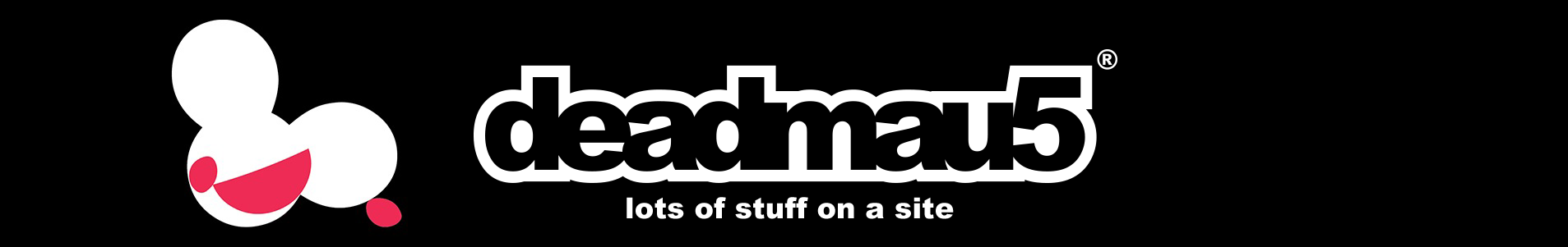 deadmau5merch logo